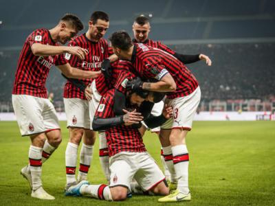 Milan-SPAL 3-0, i rossoneri volano ai quarti di finale della Coppa Italia: ora sfida al Torino