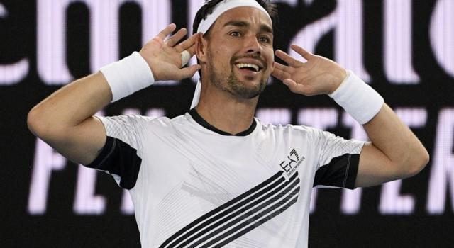 Australian Open 2020: Fabio Fognini risolleva la giornata difficile dell'Italia. Federer e Djokovic tranquilli, donne tra sorprese e storie