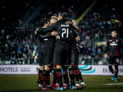 Brescia-Milan 0-1, Serie A 2020: un gol di Rebic consente ai rossoneri di vincere il derby lombardo che anticipa la 21a giornata