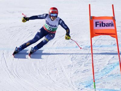 LIVE Sport, DIRETTA 8 febbraio: Brignone sul podio nella discesa di Garmisch, Italia VITTORIOSA in Fed Cup. Record del Mondo nell'asta