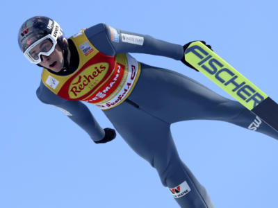 Coppa del Mondo Combinata Nordica: Riiber domina la prova di salto e ipoteca il successo a Seefeld. Male gli azzurri