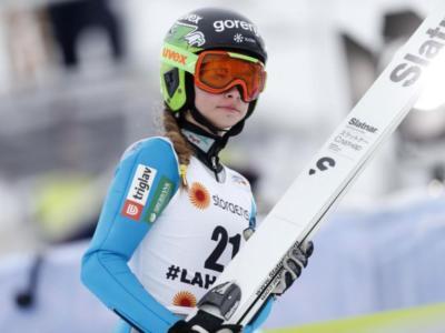 Salto con gli sci: Nika Kriznar la migliore nelle qualificazioni di Oberstdorf, 17ma Lara Malsiner
