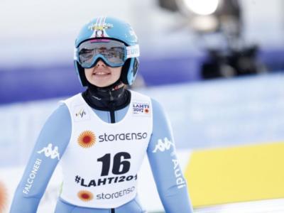 Salto con gli sci, Maren Lundby vince a Rasnov e torna pettorale giallo! Ottima settima piazza per Lara Malsiner