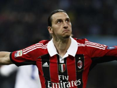"""Calcio, Zlatan Ibrahimovic: """"Sono pronto, spero di giocare subito. Il Milan è sempre il Milan anche negli Stati Uniti"""""""
