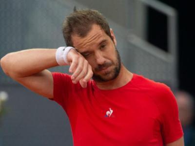 Tennis, Ymer e Paire accedono al secondo turno, cade Gasquet a Marsiglia
