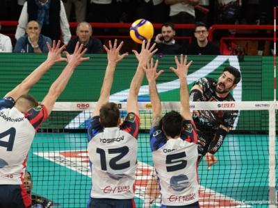Volley, i migliori italiani della 16ma giornata di Superlega. Lanza: solo conferme, Sbertoli regista perfetto
