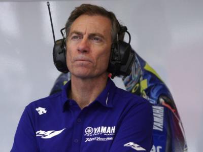 """MotoGP, Lin Jarvis su Valentino Rossi: """"E' essenziale nello sviluppo della Yamaha"""""""