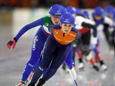 Speed skating, i convocati dell'Italia per i Mondiali 2020: ci sono Giovannini e Lollobrigida nell'all-around