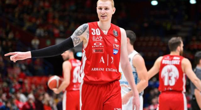 Basket: Aaron White, è fatto il trasferimento in prestito da Milano a Tenerife