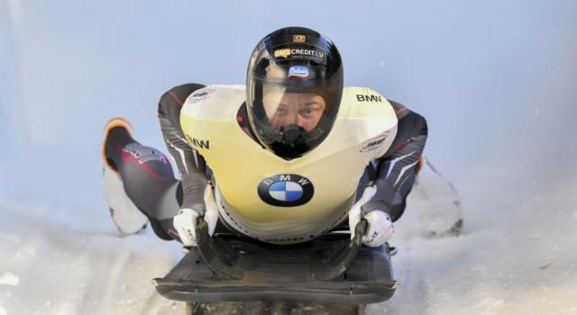 Skeleton, Coppa del Mondo: Martins Dukurs vince a St. Moritz e sale in vetta alla classifica generale, Bagnis 17°