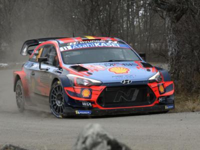 Rally Messico 2020: confronto Neuville-Evans, il belga al comando dopo il day-1