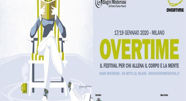 Il Teatro Franco Parenti e Overtime Festival scendono in pista per Milano-Cortina 2026