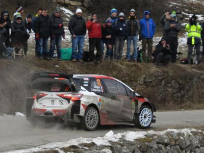 Rally Messico 2020, Sebastien Ogier prende il comando dopo il Day-2. Tanak attardato, problemi al motore per Neuville
