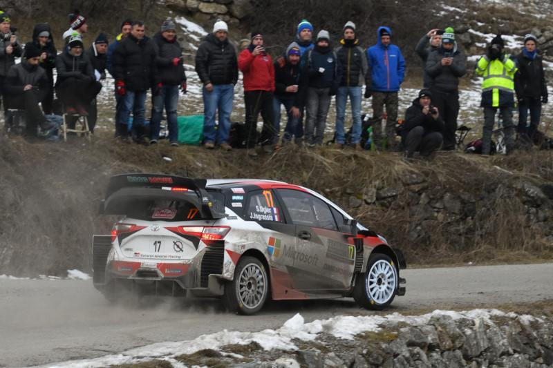 Rally Montecarlo terza giornata: è Ogier contro Evans