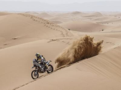 Dakar 2020, risultato nona tappa moto: Pablo Quintanilla vince davanti a Price e Barreda Bort