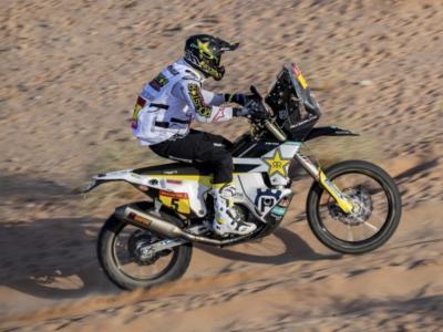 Dakar 2020, risultato undicesima tappa moto: Pablo Quintanilla domina la frazione e domani se la giocherà fino alla fine