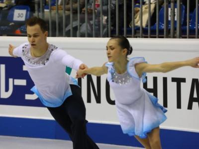 Pattinaggio artistico, tripletta russa nelle coppie ai Mondiali Junior 2020 di Tallinn. Sedicesima piazza per Montan-Piazza
