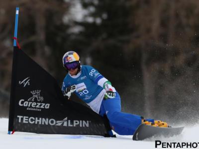 LIVE Snowboard, PGS Blue Mountain 2020 in DIRETTA: terzo Edwin Coratti! Sfera di Cristallo per Hofmeister e Fischnaller