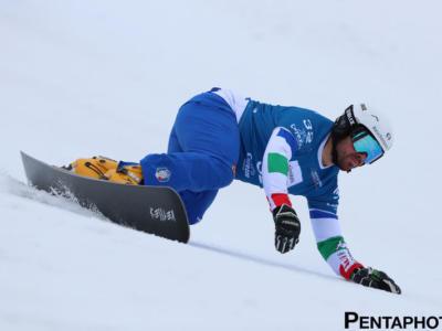 Snowboard, IMPERIUM ITALICUM! Altra doppietta, Coratti precede Fischnaller a Rogla, il veterano ipoteca la Coppa del Mondo!