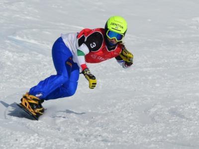 Snowboardcross, Michela Moioli è ancora quarta a Bakuriani. Ora rischia la beffa in Coppa del Mondo