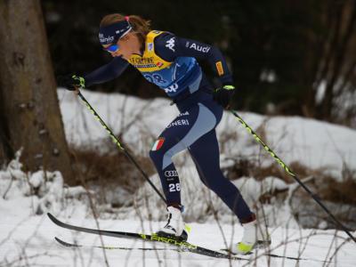 Tour de Ski 2020, Lucia Scardoni eccelle nelle qualificazioni ed è seconda! Pass per Brocard, Comarella out di un soffio