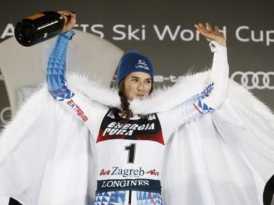 Sci alpino, Pagelle 4 gennaio: Petra Vlhova leggendaria, Shiffrin ci prova, Liensberger si conferma, Peterlini rimonta alla grande