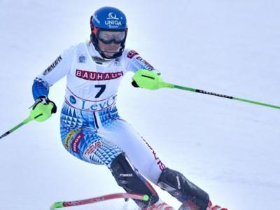 Sci alpino, Petra Vlhova rifila 1″16 a Mikaela Shiffrin nella prima manche dello slalom di Zagabria!