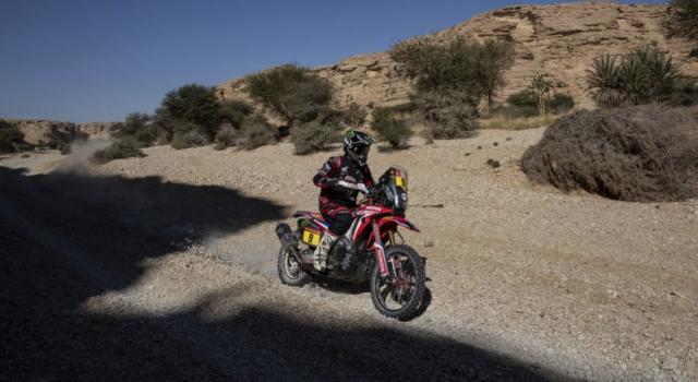 Classifica moto Dakar 2020: Ricky Brabec in controllo con quasi mezzora su Quintanilla e Barreda Bort