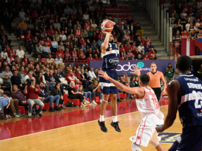 Fortitudo Bologna-Varese in tv oggi: orario d'inizio, programma, streaming Serie A basket 2020