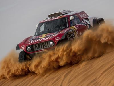 Classifica Dakar auto 2020: Sainz prende il largo, Al-Attiyah e Peterhansel tornano lontani