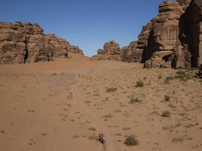 Dakar 2020: Edwin Stramer in condizioni critiche a Riyadh dopo un brutto incidente nell'undicesima tappa