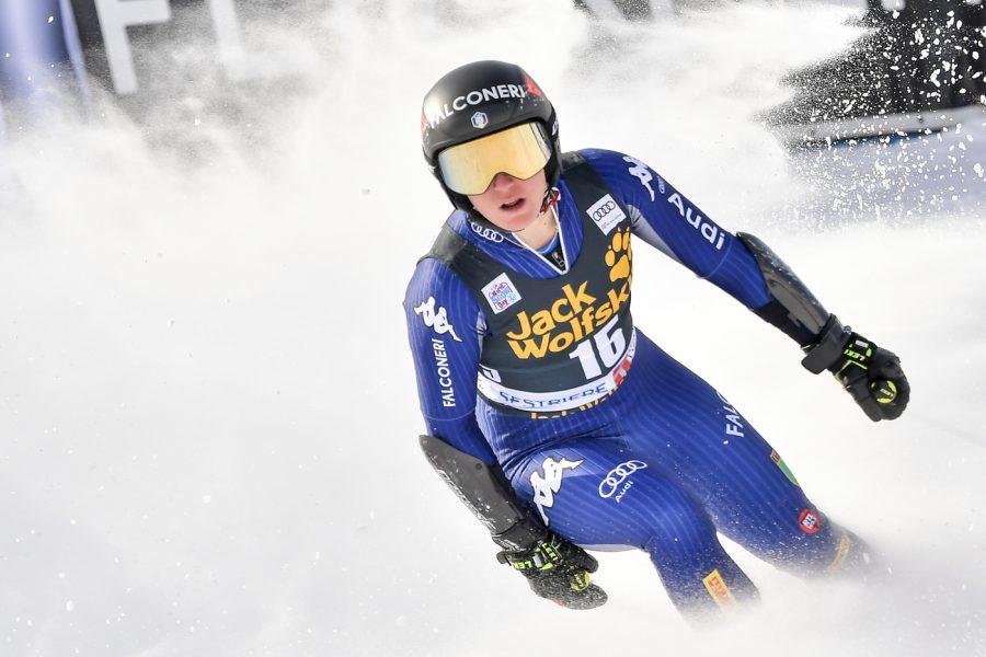 Slalom maschile Schladming 2021, risultati e classifica prima manche: comanda Feller