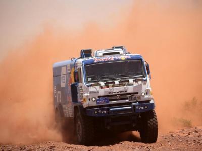 Dakar 2020, risultato quinta tappa Quad, Camion e SSV: Giroud, Sotnikov e Domzala pongono il loro sigillo