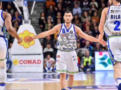 Basket, la Dinamo Sassari già qualificata affronta lo Strasburgo nella 12ma giornata di Basketball Champions League
