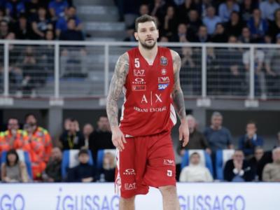 LIVE Trieste-Olimpia Milano 67-85, Serie A basket in DIRETTA: gli ospiti fanno il solco nel terzo quarto e conquistano la vittoria