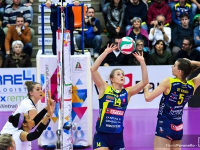 Volley femminile, Champions League round robin: Conegliano per il tris nel torneo in casa