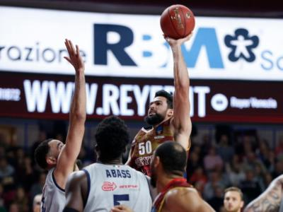 Basket: Venezia vince il derby di EuroCup 2020 con la difesa, Brescia alla prima sconfitta nella seconda giornata delle Top 16