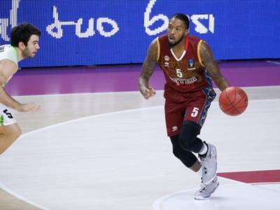 Basket, EuroCup 2020: Trento e Venezia iniziano il viaggio nelle Top 16, Darussafaka e Oldenburg i primi ostacoli