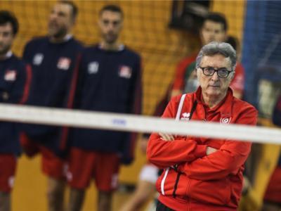 Volley, la Tunisia si qualifica alle Olimpiadi 2020! Magia di Antonio Giacobbe, in panchina a 73 anni