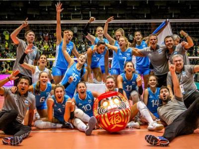 Volley femminile, l'Argentina si qualifica alle Olimpiadi 2020. L'Albiceleste trionfa in Sudamerica, Colombia ko