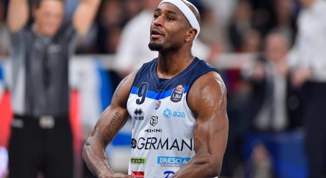 Basket, Serie A 2020: Brescia batte ancora l'Olimpia Milano e consolida il terzo posto