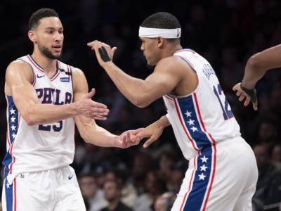 NBA 2020, i risultati della notte (26 gennaio): James supera Bryant, ma Philadelphia batte i Lakers. Bene Utah e Brooklyn