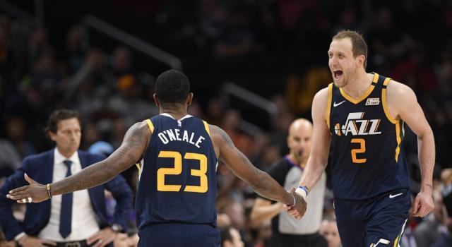 NBA 2020, i risultati della notte (15 gennaio): Utah infila la decima, vincono Milwaukee e Clippers