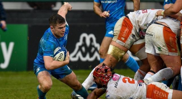 Rugby, la Benetton Treviso cede alla distanza con Leinster nell'ultima di Champions Cup