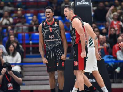Basket, Eurolega 2020: i risultati di giovedì 9 gennaio. Maccabi vince in trasferta, il Real è in vetta da solo