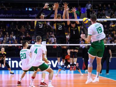 Volley, Germania straripante al preolimpico: i ragazzi di Giani battono la Bulgaria e volano in finale! Sfida alla Francia per Tokyo 2020