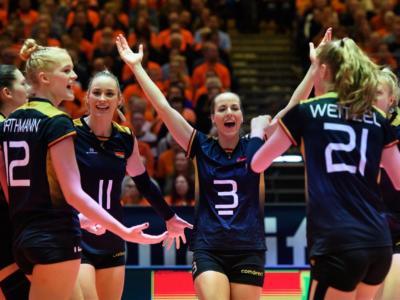 Volley femminile, la Germania firma l'impresa e vola in finale al preolimpico: l'Olanda è fuori da Tokyo 2020!