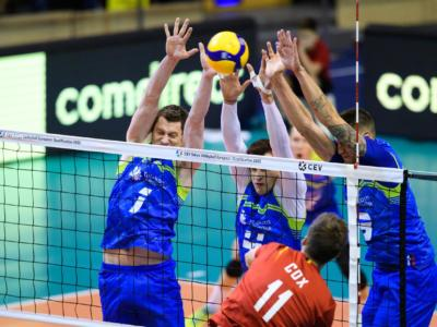 Volley, Preolimpico 2020: la Slovenia batte al tie break la Germania e si prende la semifinale
