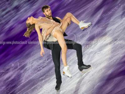 Pattinaggio di figura, Europei 2020: al via la rhythm dance. Papadakis-Cizeron in solitaria, Guignard-Fabbri all'attacco dei russi