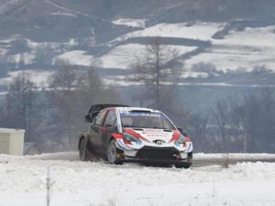 Rally Svezia 2020: Elfyn Evans al comando dopo quattro speciali davanti a Tanak e Rovanpera, 6° Neuville